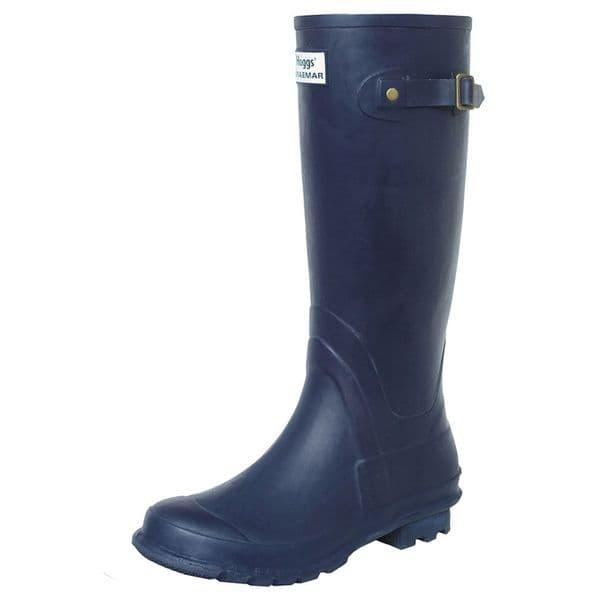 Hoggs Braemar Wellington Boots, Green or Navy